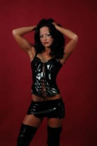 Striptease mit Stripperin Alice aus Berllin